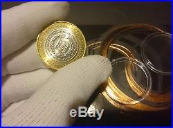 10 Rubles Russia 2010 Chechen Republic RRR ORIGINAL