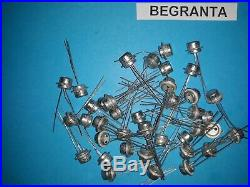 100pcs. 1T308G /2N2048,1308/P-N-P/ Germanium transistor. USSR