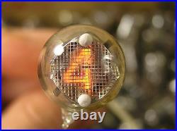 100x IN-2 nixie tubes sub-miniature neon indicators for DIY clock NOS