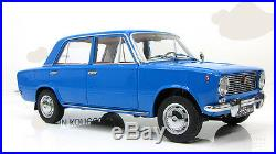 118 IST VVM Lada 1200 Vaz 2101 Zhiguli (Fiat 124) blue 1972 USSR soviet russian