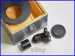 16 OKS1-6-1 LENS 6mm /1,8 Kinor-16 mount LOMO Soviet Cine Movie Class RARE