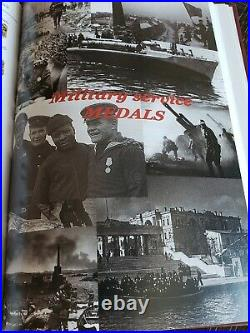 2020 NEW Soviet Orders and Medals (1918-1991) By Andrew Reznik Hardcover Book