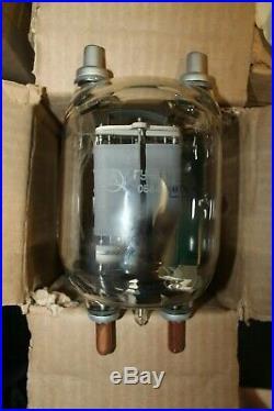2pcs GU-48 / GU48 / 833A Power Triode Transmitting Tube NOS in original BOX