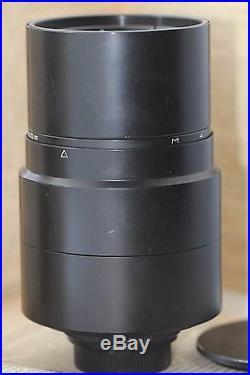 3M-5A-MC 500mm f/8 mirror-meniscus soviet lens multilayer-coated achromatic USSR