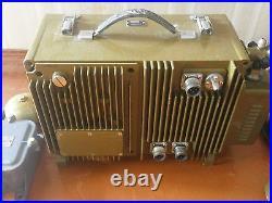 CARBON MONOXIDE DECTECTOR gas analyzer Automatic Alarm USSR Army Vintage