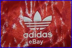 CCCP Soviet Union Soccer Jersey Football Shirt adidas 100% Original 38-40 Rare