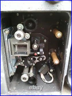 Camera 35mm with 2/28mm OCT-18 lens RFK-5 Recording Vintage USSR Soviet Vintage
