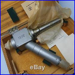 Centering Microscope Zentriermikroskop CO-2 (Taper Morse 4 / MT4 / MK4) USSR