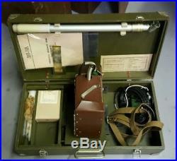 DP-5V russian military geiger detector rare dosimeter -5 ussr NEW