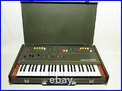 Eletronica EM-04 Rare Vintage USSR Soviet Russian Analog Keyboard Synthesizer