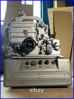 Film Movie Projector 16 mm Lomo Kinap With Tube Amplifier Vintage USSR