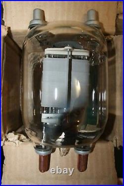 GU-48 / GU48 / 833A Power Triode Transmitting Tube NOS in original BOX USSR