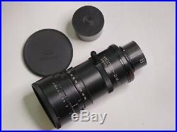 Great! Soviet Zoom Lens 16OPF1-2M-01 12-120mm f12.4 KMZ Zenit ARRI