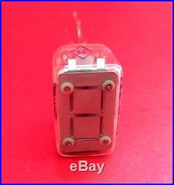 ITS1-A ITS1A 1- Nixie tube thyratron display ussr clock SAME DATE NEW 4pcs