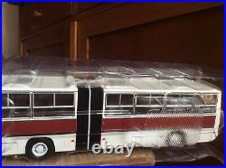 Ikarus-280.33 Hungarian Bus 143 USSR car model retro Rare Classic Bus
