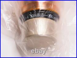 In EU Vacuum variable capacitor KP1-4 5-100pF 25 kV high-voltage USSR