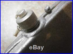 Jar flask pilot Soviet air force SILVER USSR Survival NAZ-7 100% original