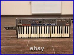 Junost-21 Rare Vintage Ussr Soviet Analog Keytar Polyphonic Synthesizer Juno
