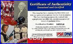 Kostya Tszyu Autographed Signed 3x5 USSR Soviet Union Flag PSA/DNA T19757