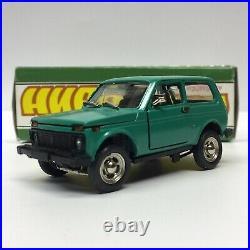 LADA 2121 Niva 143 Novoexport made in USSR Die-cast car in original box