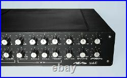 LELL UDS RARE VINTAGE SOVIET ANALOG DRUM SYNTHESIZER MODULE Ussr 808 Synth 909