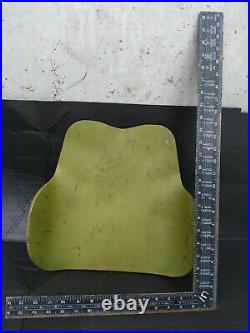Level III Ballistic Steel Armor Plate