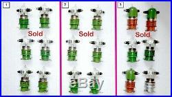 Lot of 6 x Vacuum Relay W1W-1W V1V-1V 10A 3KV 30MHz