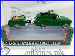 MOSKVITCH 433.5. Made in Ussr. Soviet. Tantal 143! Diecast. Scale model