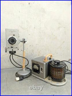 Microscope Fluorescence Illuminator LOMO OI-18a New! Vintage USSR