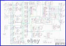 Microtrainer Simulator MT1804 f/ study Chip Set of AMD 2901 CPU-BSP Family 4-bit