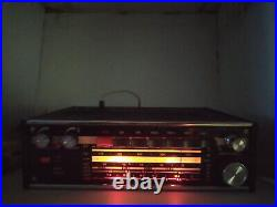 Military Radio Receiver Mayak-2 Vintage USSR Soviet