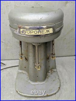 Milkshake Mixer VORONEZH (copy Hamilton Beach) RARE Vintage USSR