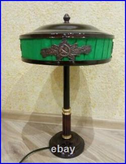 NARKOMOVSKAYA Stalin's lamp antique Soviet USSR hammer and sickle 1930s