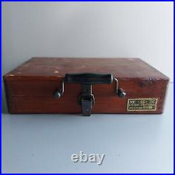 NEW Rare vintage Soviet tool kit in a box 1964 year of manufacture