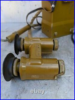 Night Vision Device Helmet PNR-1 Military Army Vintage USSR