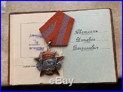 October Revolution Order Ussr Soviet Union Authentic Original Awards For Sale