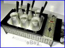 Old Vintage Soviet Union USSR CCCP rare sand Coffee Machine Espresso Turka 95sr
