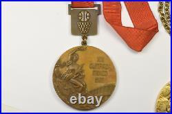 Olympic Gold Medal Basketball Munich 1972 + Bronze 1968 Kovalenko Sergei 12