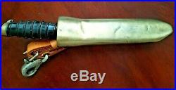 Original USSR Heavy Diver's Knife Model NV-1