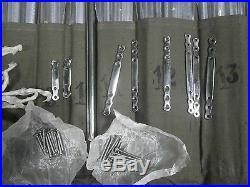 Osteosynthesis orthopedic instruments set USSR 1960-1970 Vintage