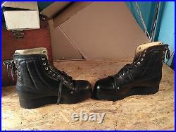 Paratrooper boots Jump Shoes Military USSR ORIGINAL