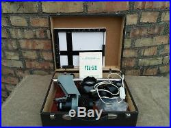 Photographic Enlarger with Box Vintage Soviet Russian USSR