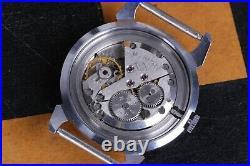 Poljot Vintage Soviet Union KIROVSKIE Watch SPUTNIK Satellite 1MChZ 1950's USSR