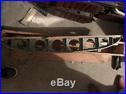 Precision Machinist Straight Edge 1000mm GRADE-1 bridge VERY RARE USSR Top Grade