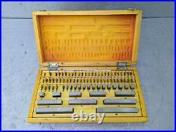 Precision Metric Gauge Block Vintage USSR