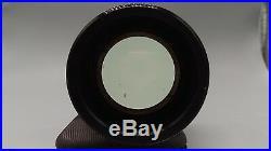 RARE 1967y Vintage LOMO F-92 90mm f/2 Helios USSR Portrait Planar Plasmat Lens