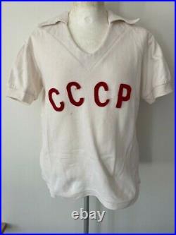 RUSSIA CCCP USSR SOVIET UNION 1960-70´s #5 MATCH WORN