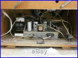 Radio record player YUGDON USSR radiola radiogram Vintage Tube very rare