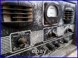 Radiola Radiogram Lamp Electronics Vintage USSR Soviet