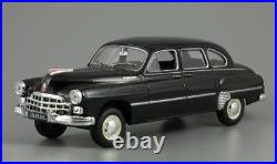 Rare Collection of 12 Soviet Limousines USSR 1/43 Scale Collectible Model Cars